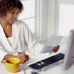home-based-business-woman-in-robe