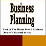 Business Planning Front Cover