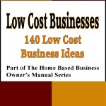 Low Cost Businesses Front Cover