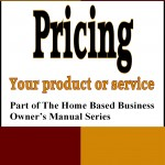 Pricing Front Cover